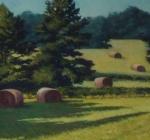 Round Bales Summer